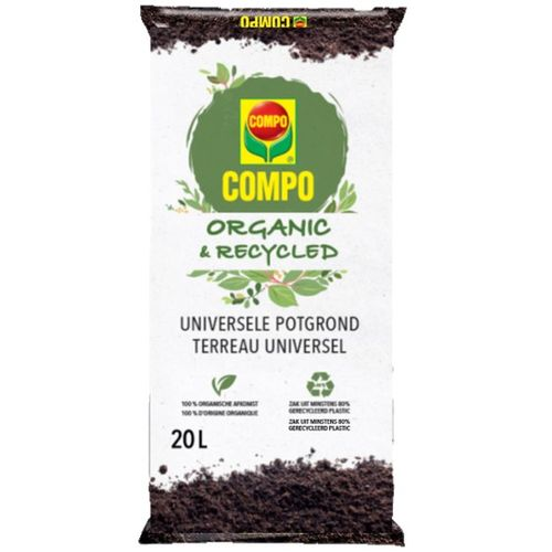 Compo universele potgrond Organic & Recycled 20L