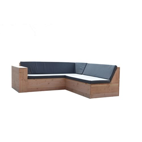 Wood4you loungebank One douglas 200x220x70cm