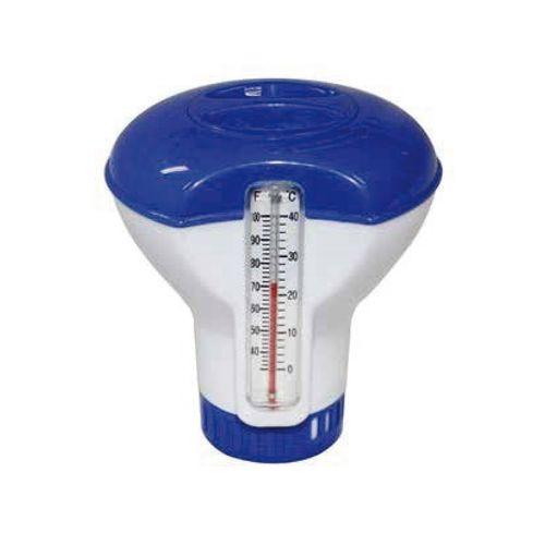Summer fun chloordispenser 20gr met thermometer