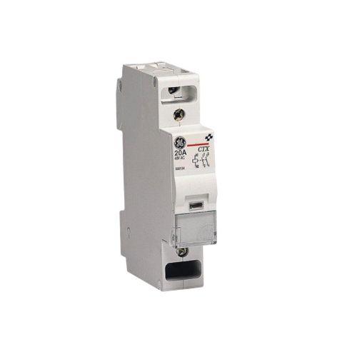 Vynckier CONTAX 2NO / 20A 230V bipolaire modulaire contactor