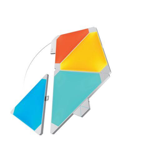 Kit de panneaux lumineux Nanoleaf Smarter - 4PK