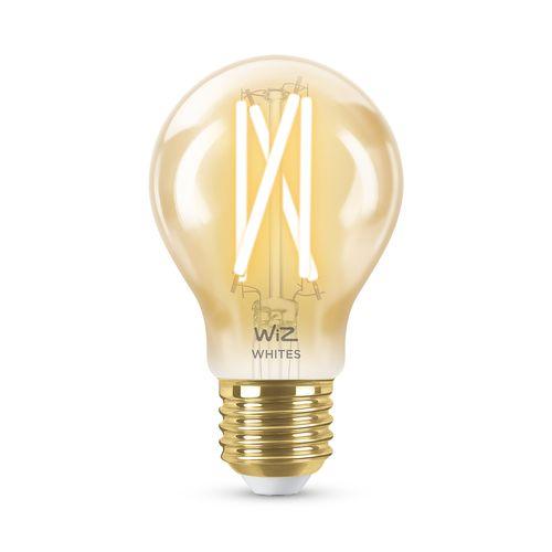 WiZ LED filamentlamp warm en koelwit 50W E27