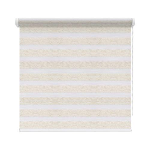 Decosol 4328 roljalouzie lichtdoorlatend wit linnen 90x210cm