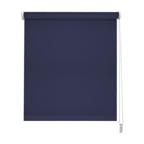 Madeco thermisch verduisterende rolgordijn manueel marineblauw 180x190cm