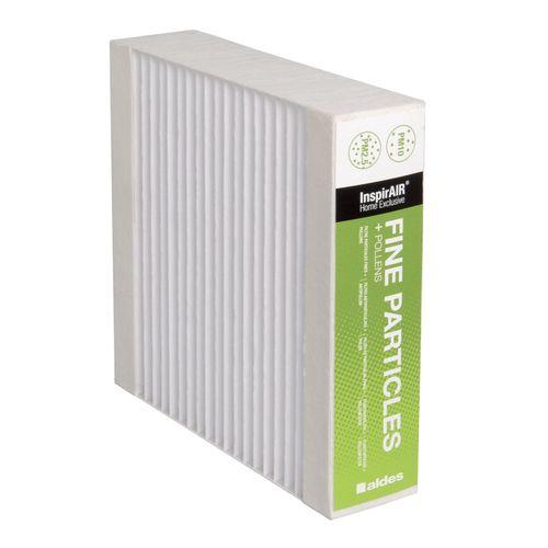 1 filter fijne stofdeeltjes voor Aldes InspirAIR® Side 370