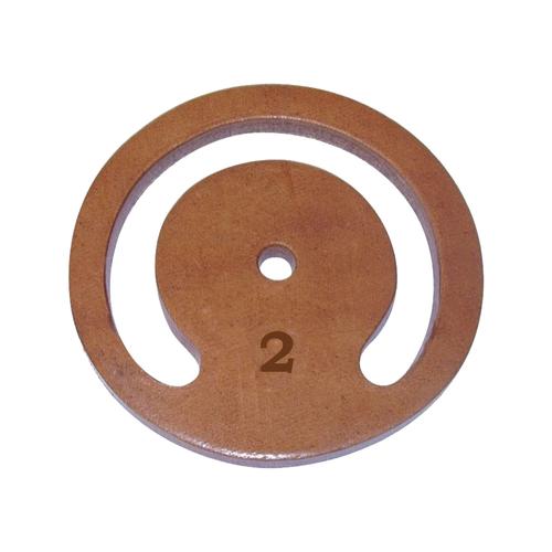 Cuir pour pompe à main américaine Saninstal 'NR2'