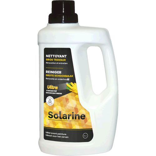 Nettoyant peinture Solarine  liquide 1 L