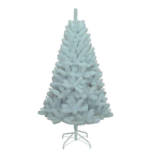 Central Park besneeuwde kunstkerstboom Stirling White 210cm