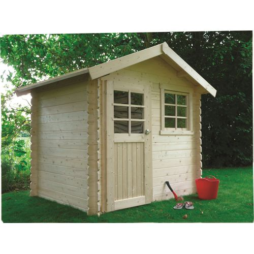 Solid tuinhuis Laval hout 238x198cm