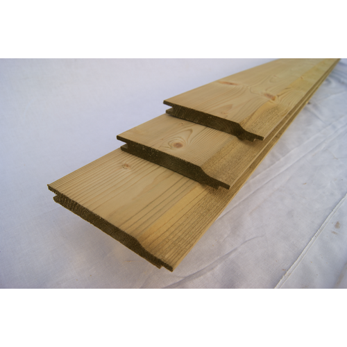 Schuttingplank vuren 1,8x14,5x180cm