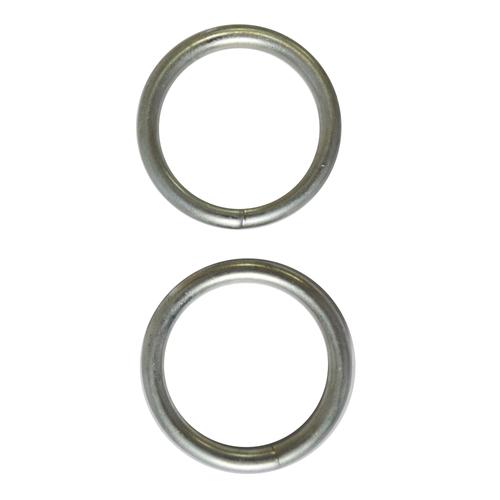 Sencys gesloten ring staal Ø 6 x 51 mm - 2 stuks
