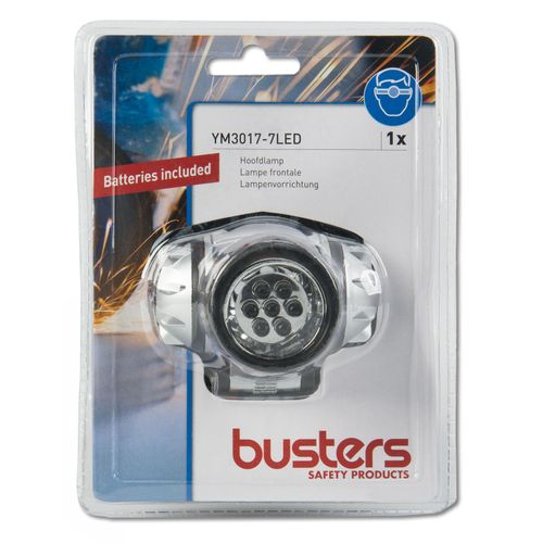 Lampe frontale Busters 'LG2410' LED