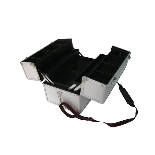 Coffre dépliable Sencys aluminium 36 cm