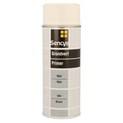 Sencys Apprêt blanc 400 ml