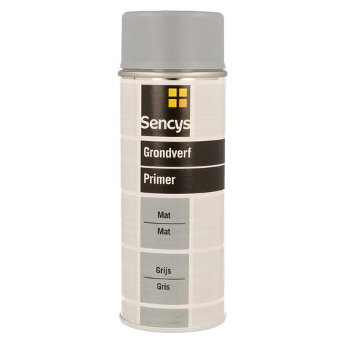 Sencys Primer grijs 400 ml