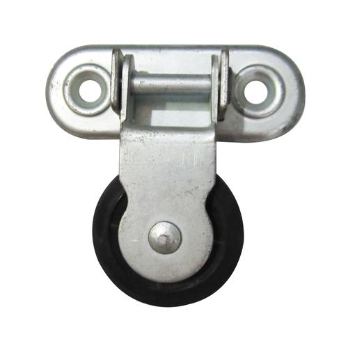 Sencys katrol staal grijs Ø 6 mm x 40 mm