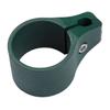 Eindklem draadpaneel groen Ø6cm