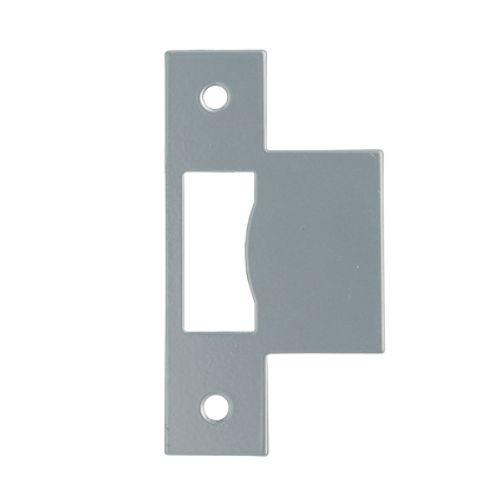 Sencys sluitplaat voor 'M800/M803/M806' sloten gelakt staal grijs 1 mm
