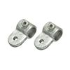 Connecteur Flexfit métal galvanisé diam. 28 mm