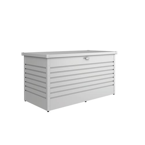 Biohort opbergbox Hobby 160 staal zilver metallic 160x83,5cm