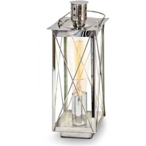 Eglo tafellamp 'Vintage' lantaarn kruis