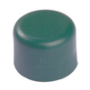 Capuchon pour poteau Giardino vert Ø 40 mm