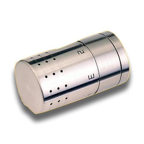 Saninstal thermostaatkop 'M30 Design' chroom