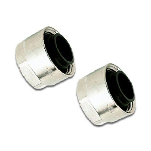 """Saninstal aansluitkoppeling 3/4"""" 15 mm - 2 stuks"""