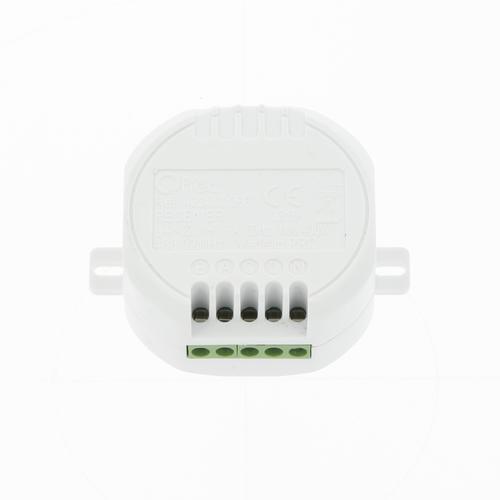 Récepteur RF Profile 'Qnect' rideau et auvent 400 W blanc