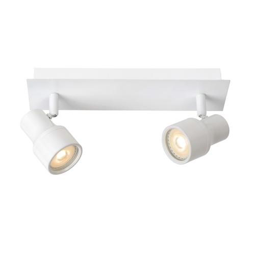 Lucide spotlamp 'Sirene-LED' wit 2x4,5W