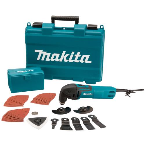 Outil multi-fonctions Makita TM3000CX2 320W