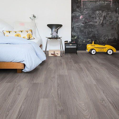 Quick-Step laminaat Preciosa grind grijs 7mm 1,82m²