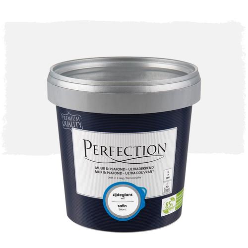 Perfection Muur & Plafond Ultradekkend zijdeglans 1L