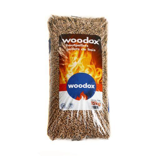 Woodox houtpellets 15kg