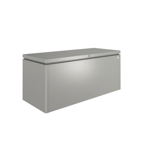 Biohort opbergbox Lounge 200 kwartsgrijs metallic 200x885cm