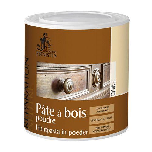 Les Anciens Ebénistes houtpasta beige 500 ml