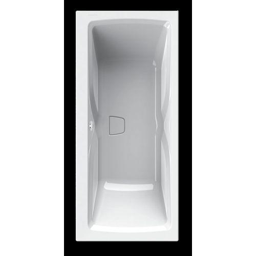 Allibert rechthoekig bad Sylene Duo 180x80x54-55,5cm wit