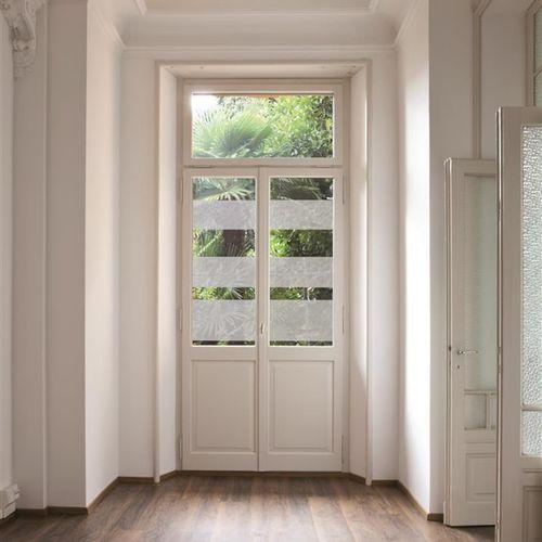 Transform zelfklevende glasfolie Clouds 67,5x200cm