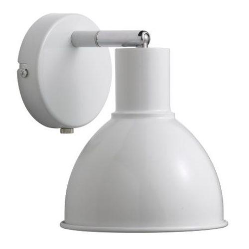 Nordlux applique Pop blanc chroom E27