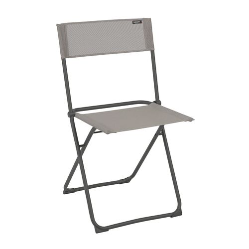 Chaise de jardin Lafuma Balcony pliable brun