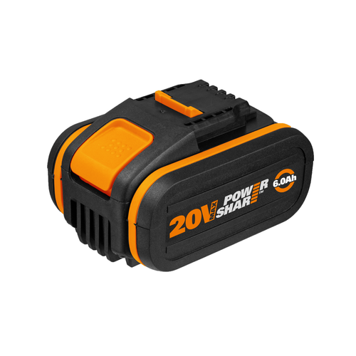 Worx batterij WA3641 20V 6Ah