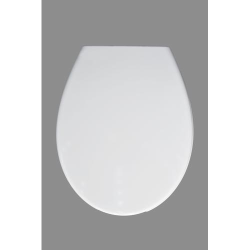 Aquazuro toiletzitting Ponza duroplast wit