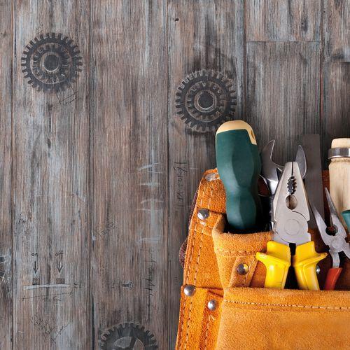Transform zelfklevende decoratiefolie Decorated wood 45x200cm