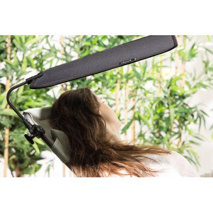 Lafuma zonnescherm 48x46cm zwart