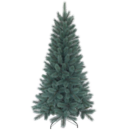 Arbre de Noël artificiel Highland bleu 180cm