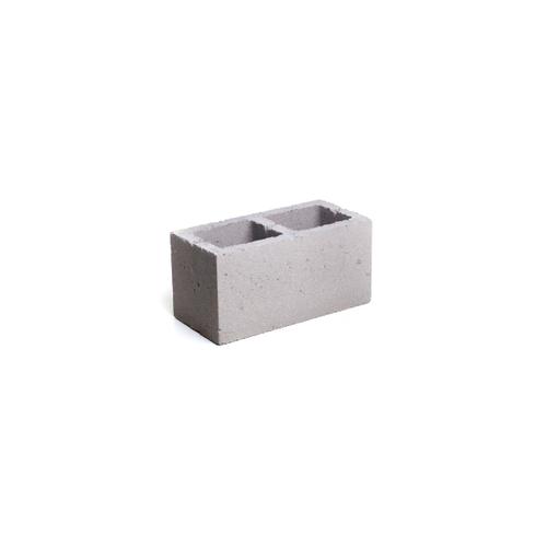 Coeck betonblok 'Hol' grijs 39 x 19 x 19 cm